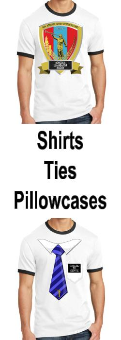 LDS Mission Shirts