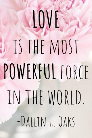 LDS Quotes About Love Prepare To Serve Fascinating Lds Love Quotes