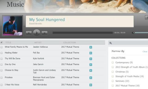 LDS Music – Prepare to Serve
