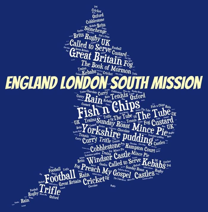 London South Mission LDS Logo