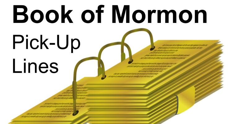 lds-pick-up-lines-book-of-mormon