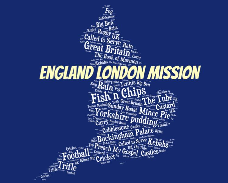 England London Mission LDS Logo